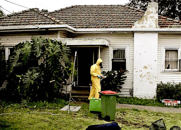 Meth residue testing for homes in Australia